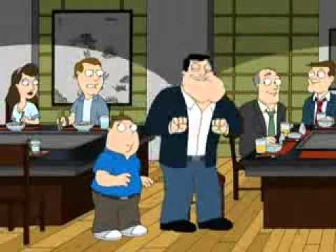 American Dad- Molestation