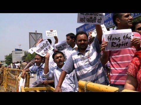 India sacudida por violaciones