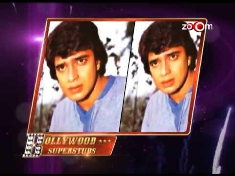 CENTURY OF BOLLYWOOD: Bollywood Superstuds:- Mithun Chakraborthy v/s Jeetendra