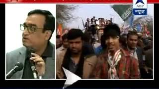 Delhi Elections l Congress makes poll pitch for slum dwellers, promises housing - ABPNEWSTV