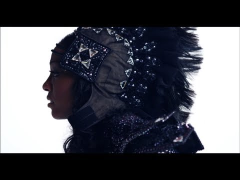 "Dawn Richard ""Wild N� Faith"" Video"