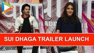 YRF Host trailer launch of SUI DHAGA made in India 02 - HUNGAMA