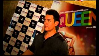 Anushka Sharma wants Aamir Khan to promote her for PK movie | Bollywood News