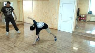 Как научится делать Air Twist за 15 минут!!!