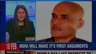 Kulbhushan Jadhav sentenced to death by Pakistan on espionage, terrorism charges - NEWSXLIVE