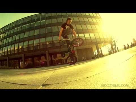 BMX FLATLAND TRICKS - MIKE S SHORT VIDEO