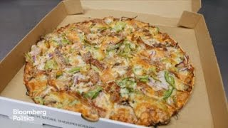 What Makes This Pizza Different Than All Other Pizza? - BLOOMBERG
