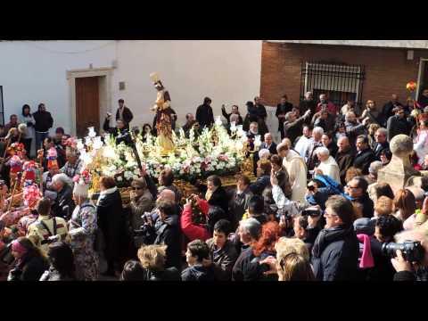 2013 - Procesión Candelaria