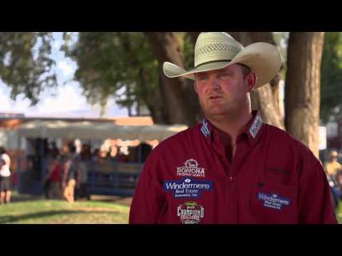 Steer Wrestling Wonder Horses