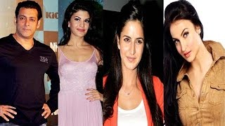 Salman Khan's support to his leading ladies! | Bollywood News