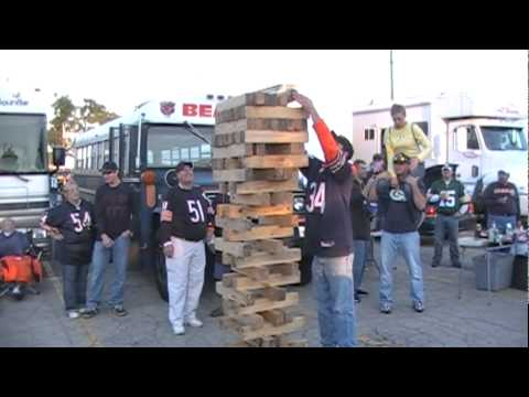 Tailgating: Chicago Bears vs. Green Bay Packers