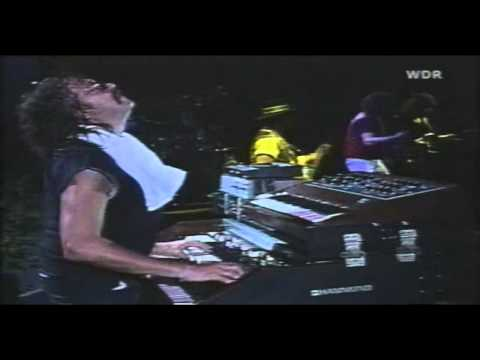 Deep Purple - Woman From Tokyo & Black Night (Live in Paris 1985) HD