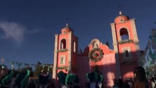 Fiestas patronales en Arroyo Seco de Arriba (Tepetongo, Zacatecas)