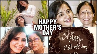 Tollywood Celebrities Celebrate Mother's Day - RAJSHRITELUGU