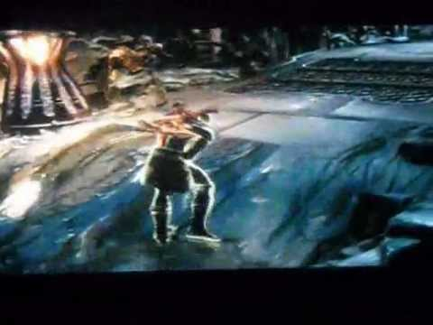 God of war 3 Gaia Traiciona a Kratos (parte 3)