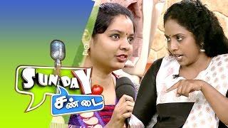 Sunday Sandai 08-03-2015 –  PuthuYugam TV Show
