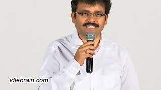 Dr. K. Ravi Kirane interview about Sapthagiri LLB - idlebrain.com - IDLEBRAINLIVE