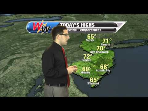 Monday November 24th, 2014 AM Forecast