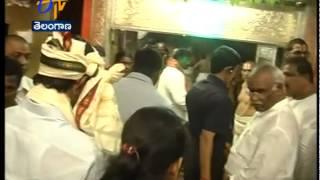 Telangana CM KCR Visits Yadagiri Gutta - ETV2INDIA