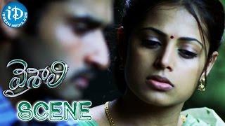 Vaishali Telugu Movie || Nandu confronting Sindhu Menon || Aadhi, Saranya Mohan - IDREAMMOVIES