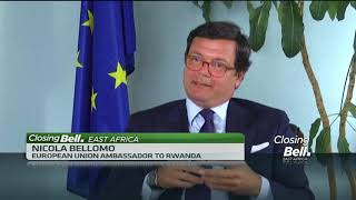 New EU Ambassador to Rwanda speaks on relationship with Rwanda - ABNDIGITAL
