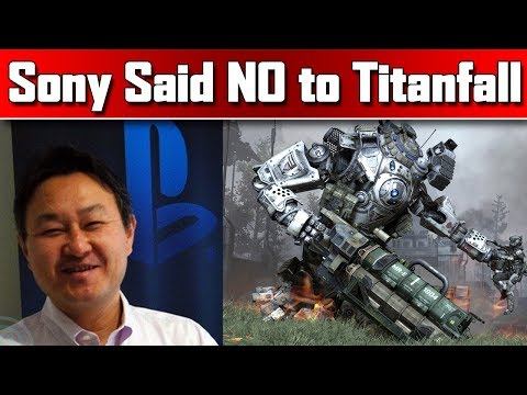 Sony Said NO to Titanfall on PS4 - Microsoft Saved Game?