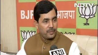 Himachal Pradesh Will Become Congress Free, Says BJP Leader Shahnawaz Hussain - NDTV