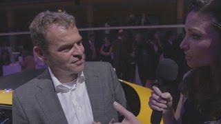 مرسيدس ايه ام جي 2015 تكشف عن مدفعها V8 الجديد في معرض باريس Mercedes-AMG