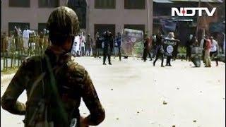 पाकिस्तान ने फिर तोड़ा सीजफायर, एक जवान शहीद - NDTVINDIA
