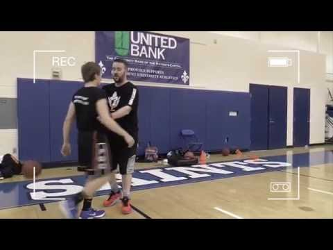 Drills and Skills Basketball - RETREAT DRIBBLE SERIES
