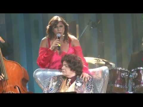 Cauby Peixoto e Fafá de Belém cantam