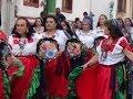 """Danza masiva y peregrinación de """"guarecitas"""" Zacapu 2013"""