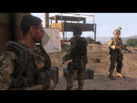 ◀ArmA 3: Alpha - Video Settings Guide