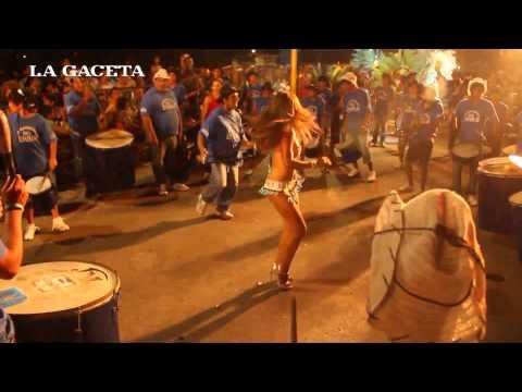 Todo el esplendor del carnaval volvió a brillar en Aguilares