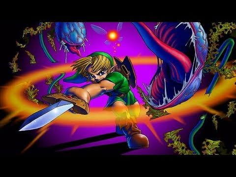 The Legend of Zelda : Ocarina of Time 3D (Test - Note 18/20)