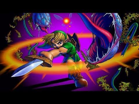 The Legend of Zelda : Ocarina of Time 3D (Test - Note 18/20)