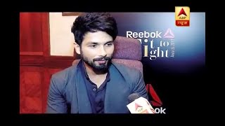 People are only talking and nothing is done about it, says Shahid Kapoor on death threats - ABPNEWSTV
