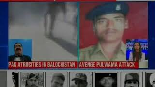 Pulwama News Live Updates: Clamour for action against Pakistan; declare Baloch 'govt-in-exile' - NEWSXLIVE