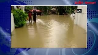 video : केरल में बाढ़ से बचाने के लिए सेना ने बनाया 35 फ़ीट लंबा पुल
