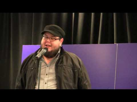 Shane Koyczan Performs New Poem