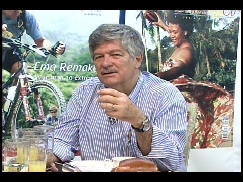 Tv Costa Norte - Prefeito de Bertioga fala sobre expectativas para 2015 no programa Café da Manhã