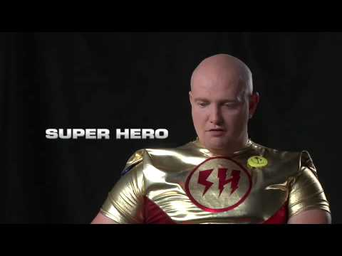 Meet the real life Super Heroes