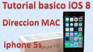 Tutorial y Gu?a de uso Iphone 5s parte 32 direccion mac iphone