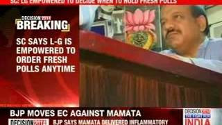 EC: No need to wait for 1 year for polls in Delhi - NEWSXLIVE
