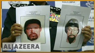 🇵🇸 Sketches of suspects in Palestinian scholar's murder released | Al Jazeera English - ALJAZEERAENGLISH