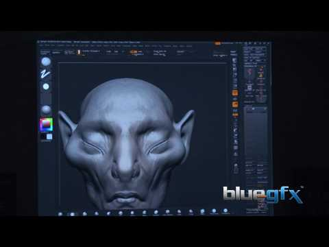 An Evening with the Experts using ZBrush 4R3 Part 2