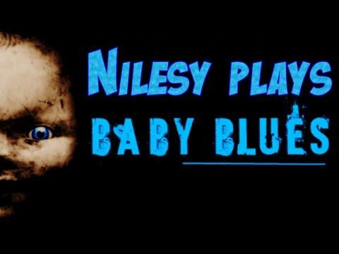 Horror: Nilesy plays BABY BLUES! (Nilesy Does Desura)