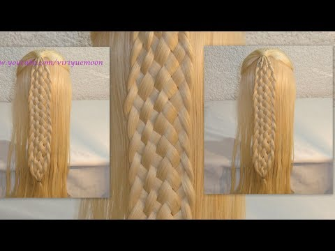 COMO HACER LA TRENZA DE 9 CABOS / HOW DO THE BRAID OF 9 ?