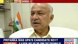 The Sushilkumar Shinde exclusive interview: HM's take on Afzal Guru - NEWSXLIVE