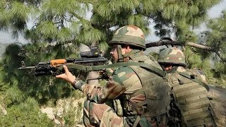 J&K: Infiltration attempt foiled, reinforcements rushed to Tangdhar sector - NEWSXLIVE
